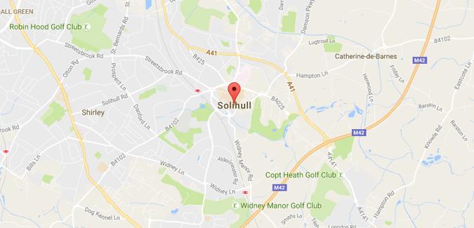 Locksmiths in Solihull